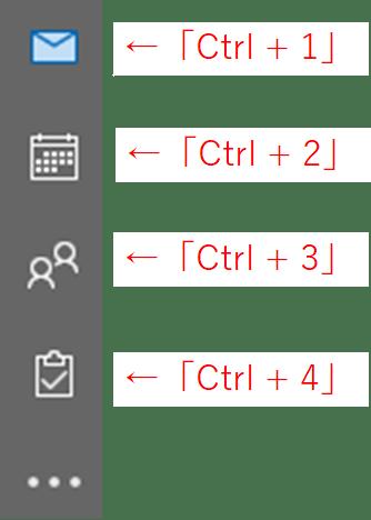 Outlookでおすすめの便利なショートカットキー9選