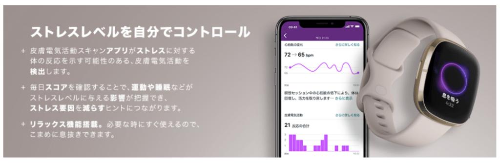 Fitbit Sence/Versa3にSuica機能追加!他Fitbitとの機能・仕様を比較
